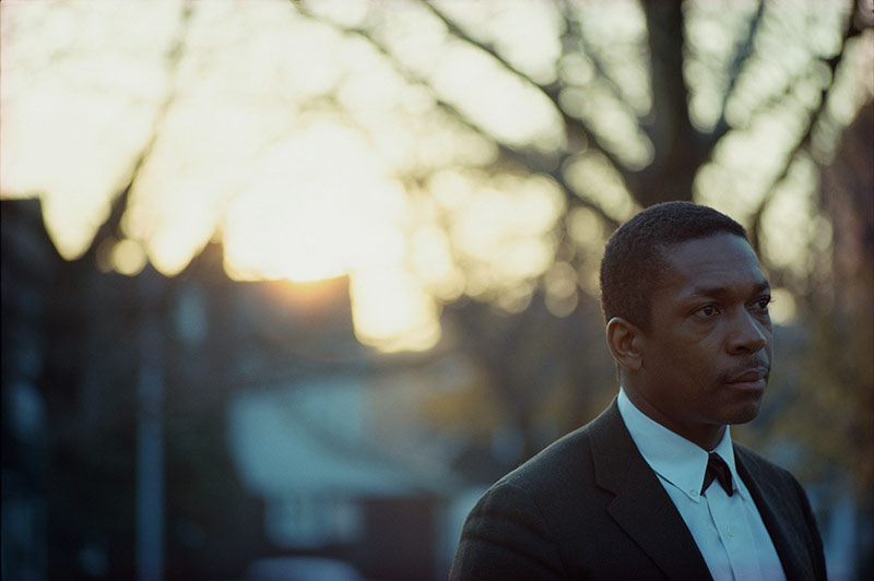 John Coltrane at Home, Queens, NY, 1963