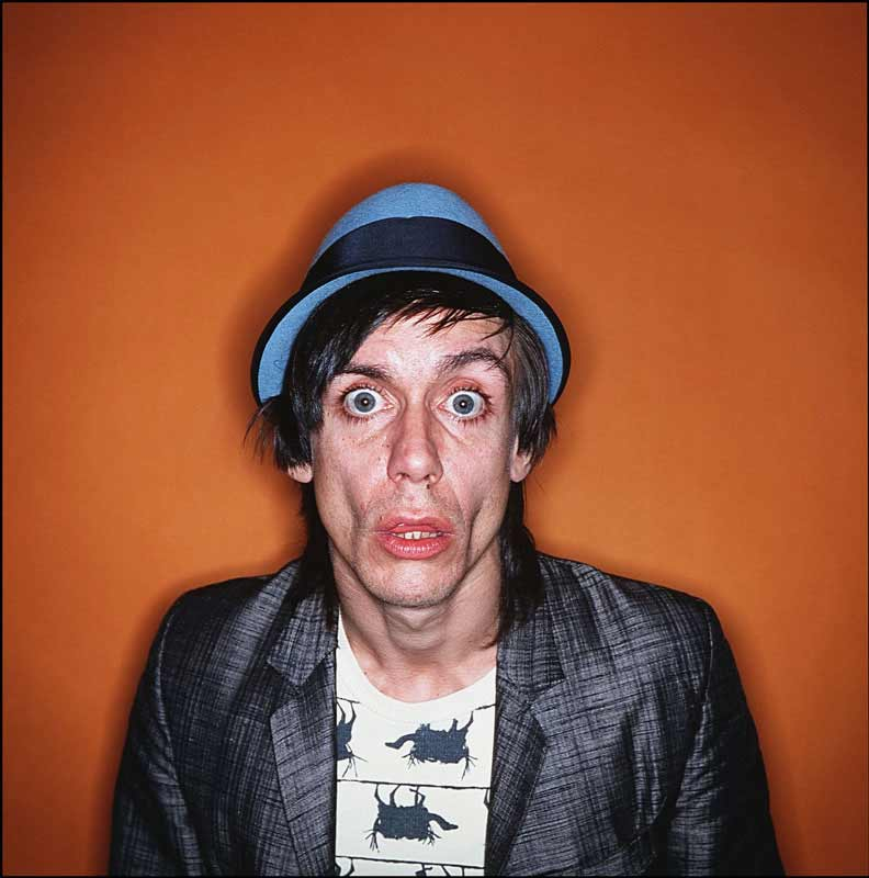 Iggy Pop, NYC, 1979
