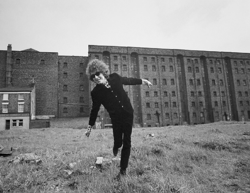 Bob Dylan, Liverpool, 1966 (Solo)