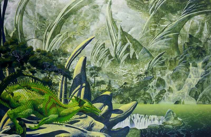 Green Dragon, 2005