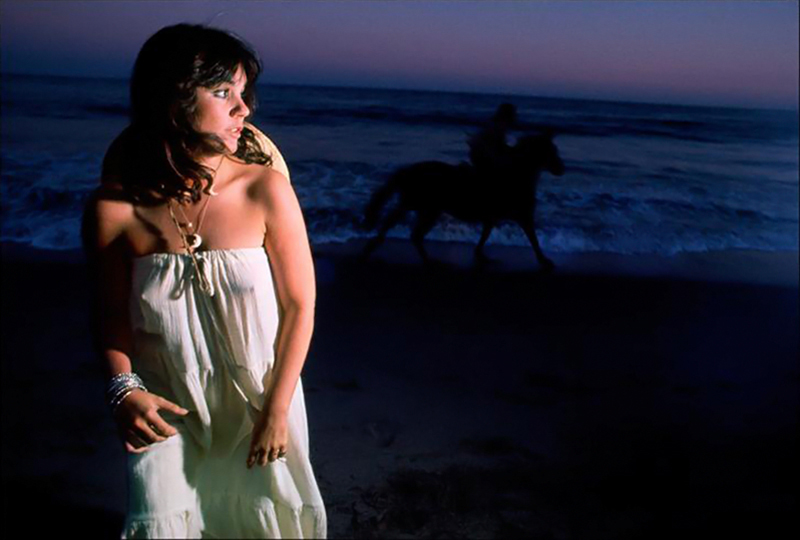 Linda Ronstadt, Hasten Down the Wind, Malibu, 1975