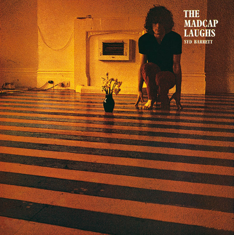 Syd Barrett, The Madcap Laughs Album Cover, 1969