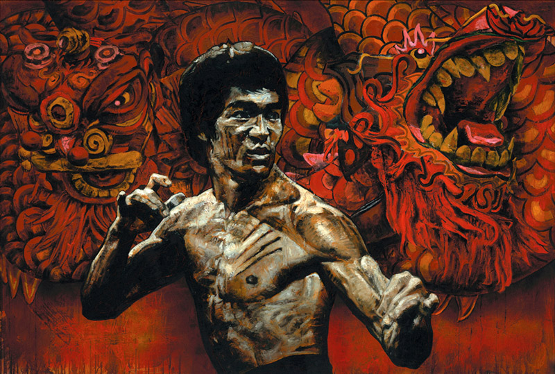 Bruce Lee - Enter the Dragon, 2005