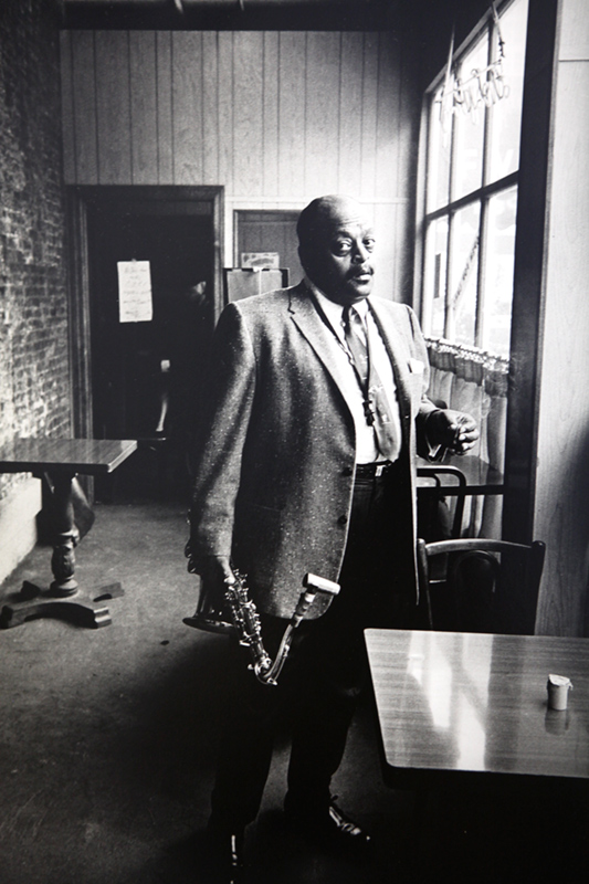 Ben Webster, New York City, 1963