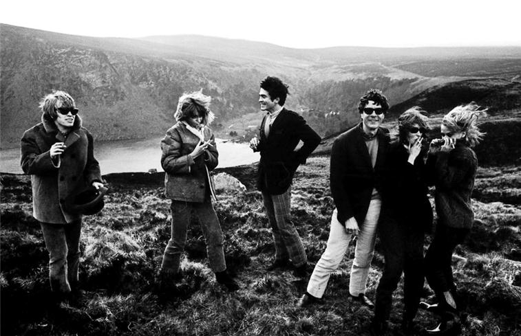 Tripping on the Moors, Ireland, 1967