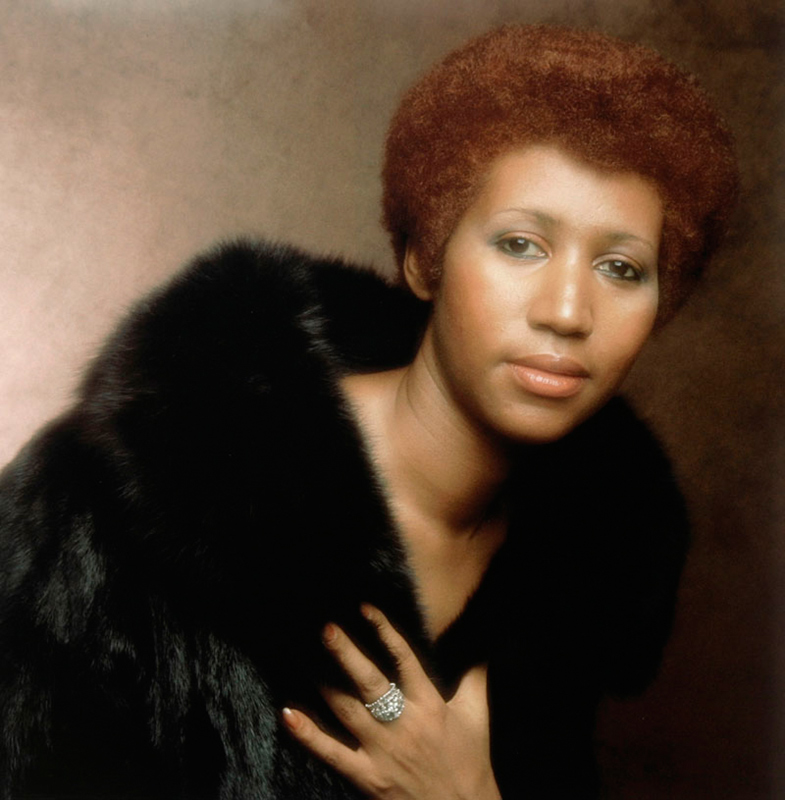 Aretha Franklin, Let Me in Your Life Album Cover, 1974