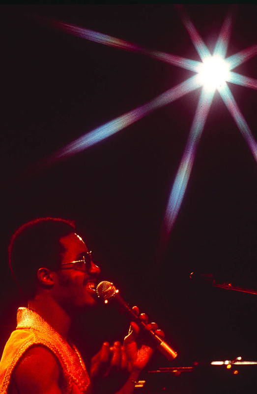 Stevie Wonder, Octagram, 1973
