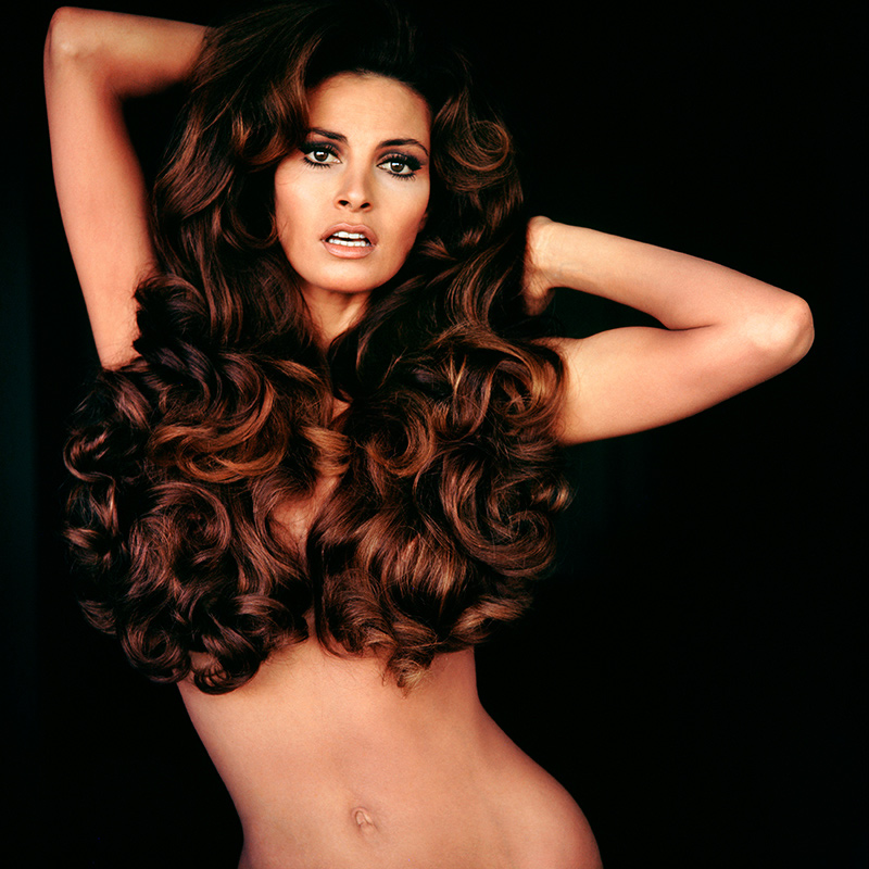 Raquel Welch Hair, 1970