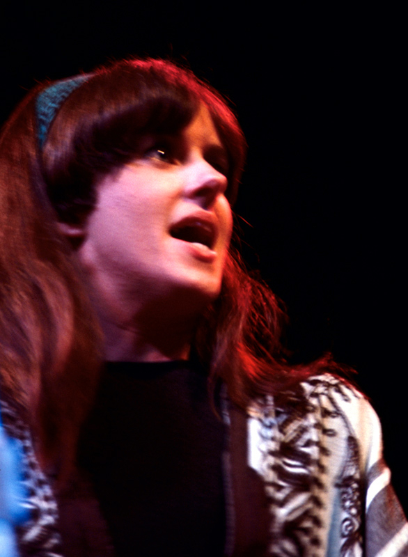 Grace Slick, Monterey Pop, 1967