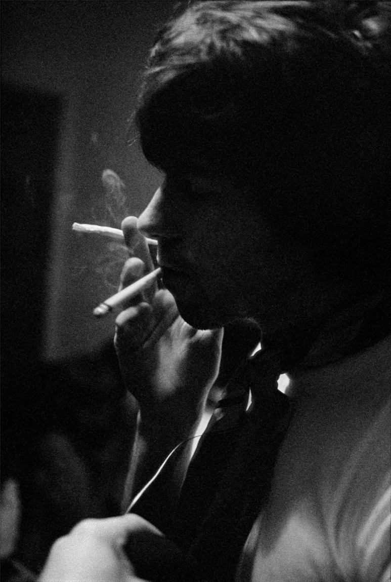 Keith Richards Spliff, The London Palladium, 1967