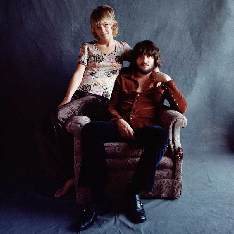 Delaney & Bonnie, To Bonnie From Delaney Album Cover, 1970