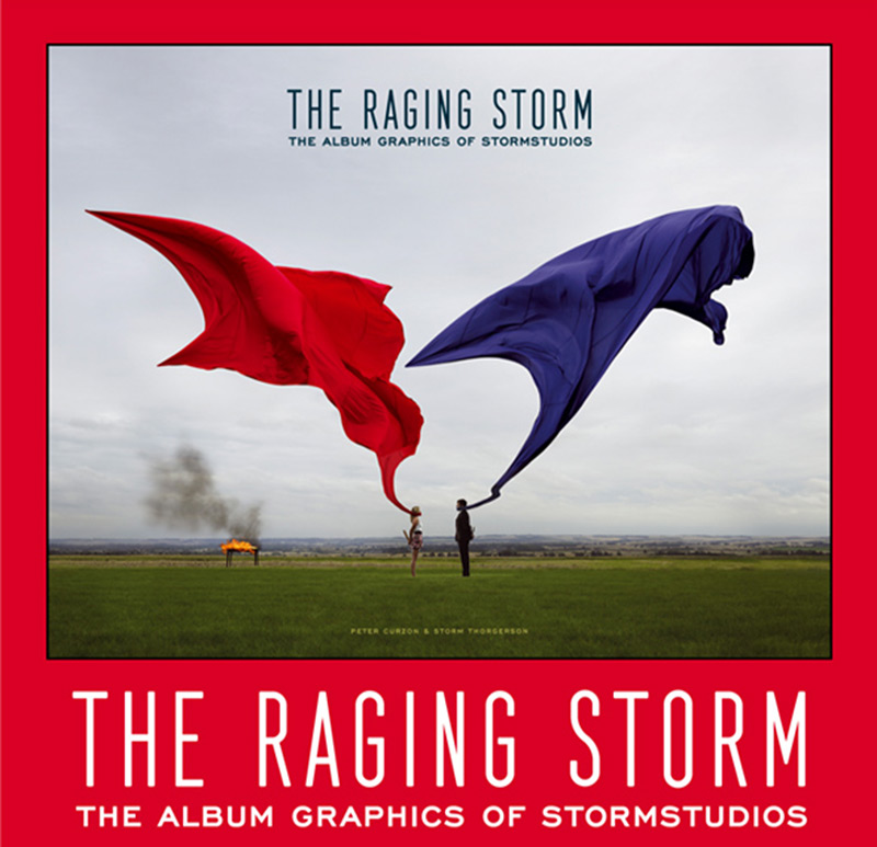 The Raging Storm: Hardback Edition
