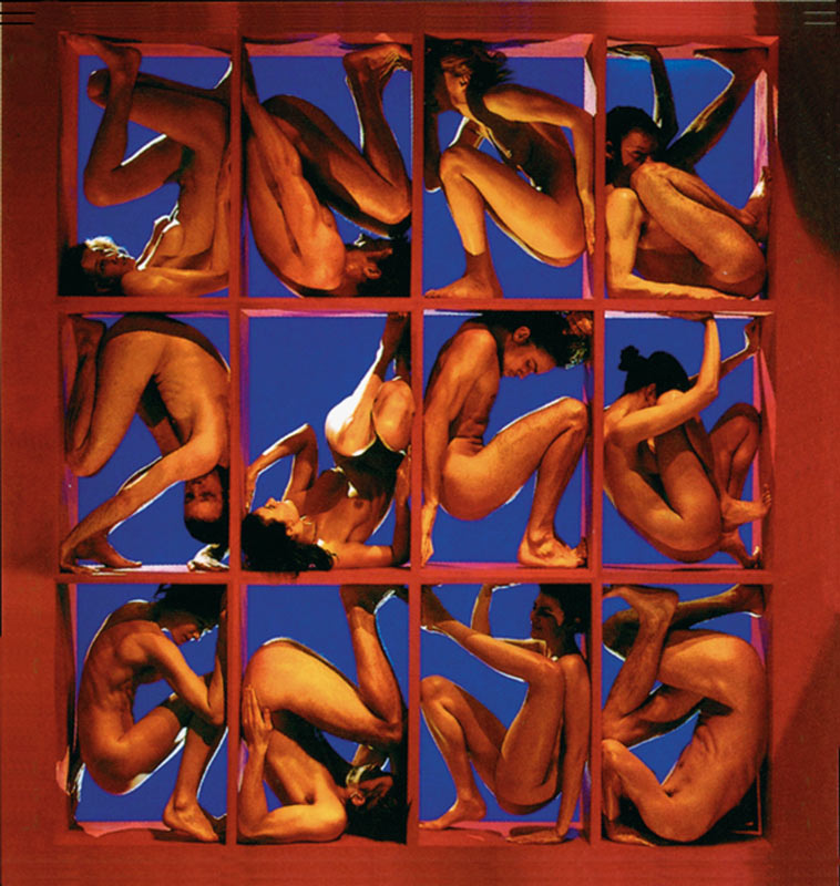 Catherine Wheel, Adam and Eve Album Cover, 1997