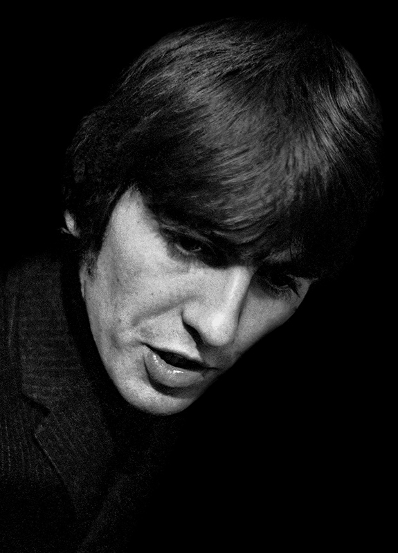 George Harrison, Don't Bother Me, Odeon, Leeds, 1964