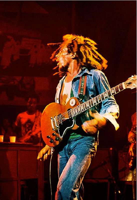 Bob Marley - Live at the Lyceum, London, July 1975