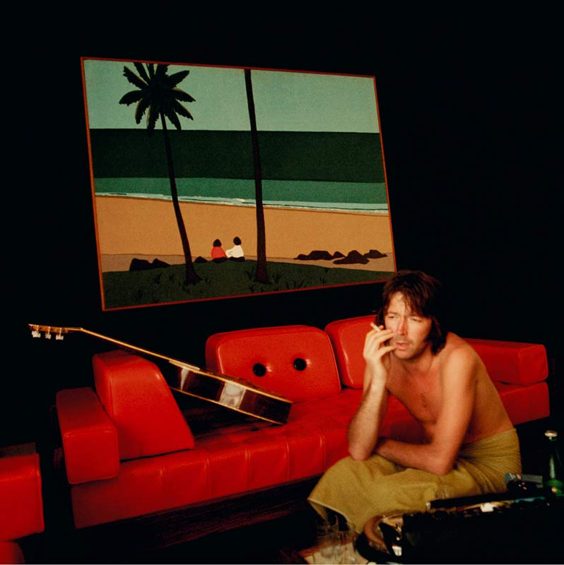Eric Clapton, Another Hotel Room, 1974