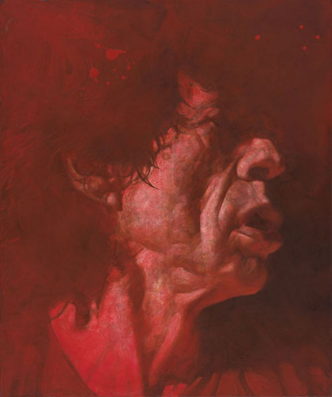 Red Mick Jagger, 2003