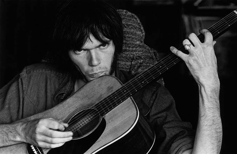 Neil Young, 1969 (at Stephen Stills House)