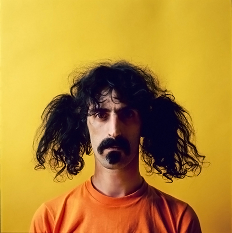 Frank Zappa, Himself, 1967 (Pigtails)