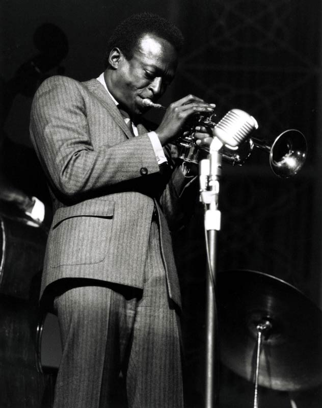 Miles Davis Performing at Hammersmith Odeon, London, 1967