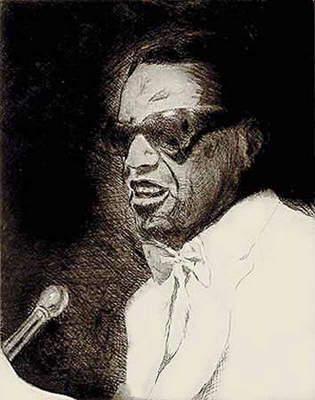 Rhythm & Blues Suite - Ray Charles, 1987
