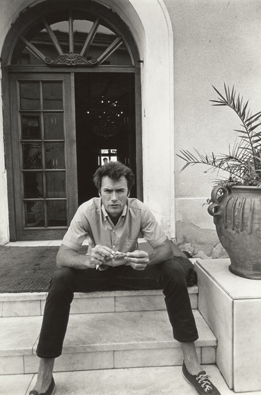 Clint Eastwood, Chicken Wing, Durango, Mexico, 1969