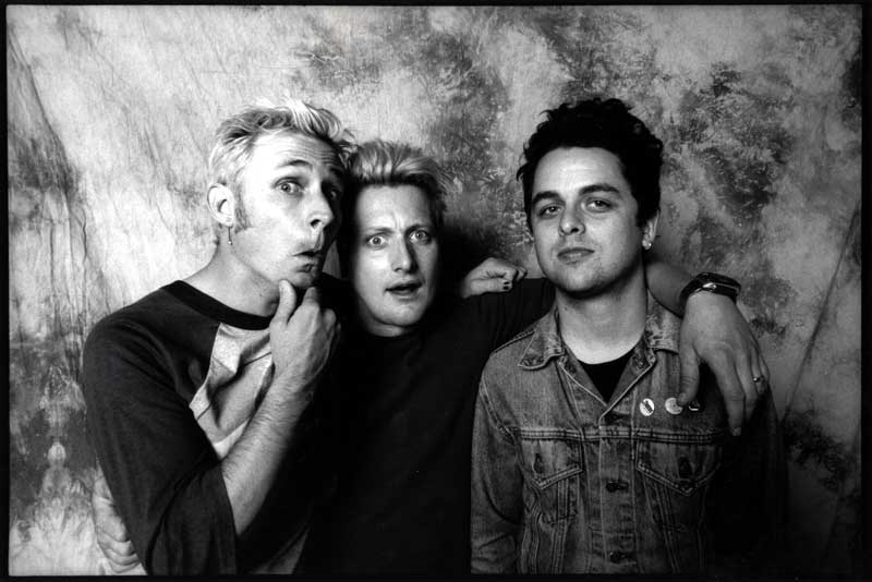 Green Day, Oakland 2001