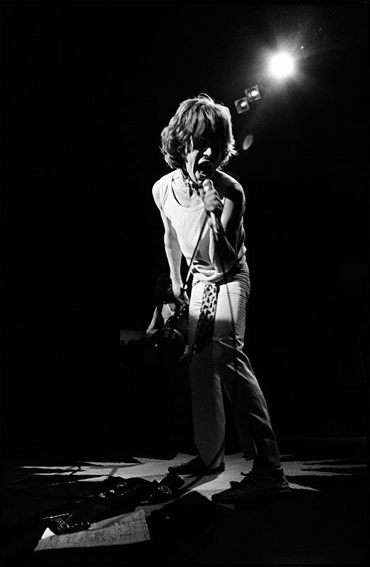 Mick Jagger, Fort Collins, CO, 1969