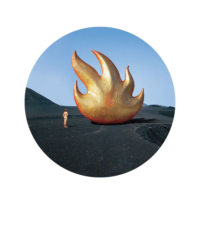 Audioslave, Audioslave Album Cover Outtake, 2002 (Circle)