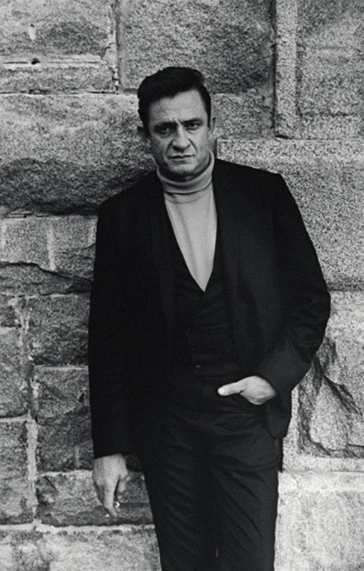 Johnny Cash, Folsom Prison, 1968 (Wall)