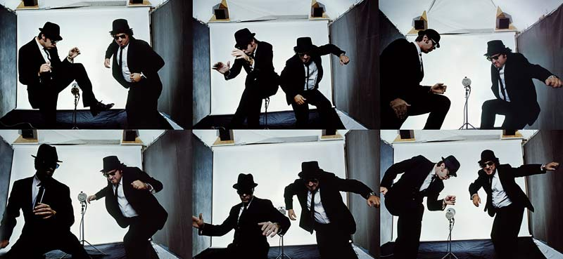 "Blues Bros, Los Angeles 1979 ""Blues Bros Sequence"""