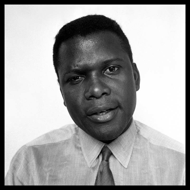 Sidney Poitier I, London, 1965