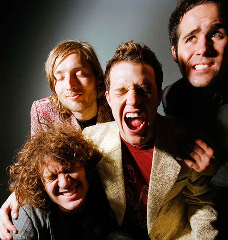 The Killers, New Orleans, 2004
