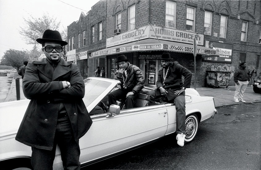 Run DMC, Hollis, Queens, 1986