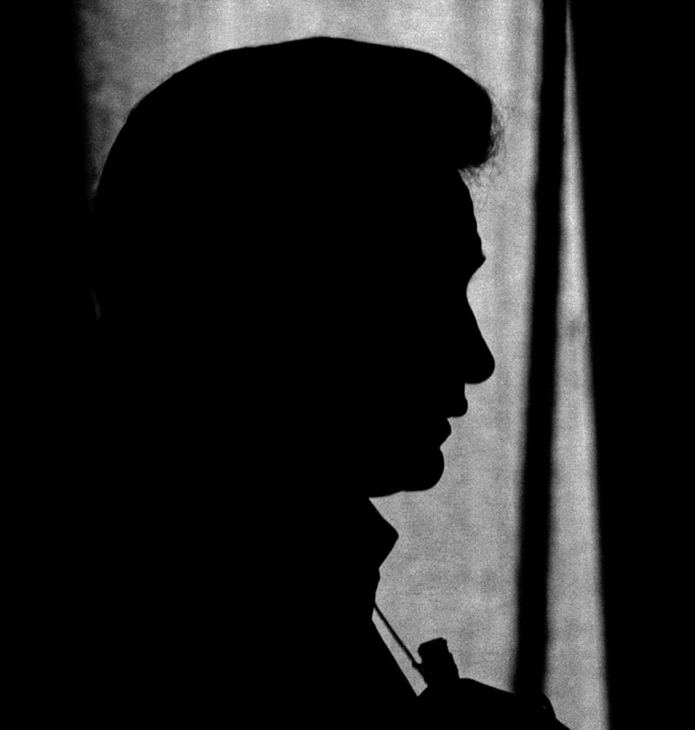 Johnny Cash, 1969 (Profile)