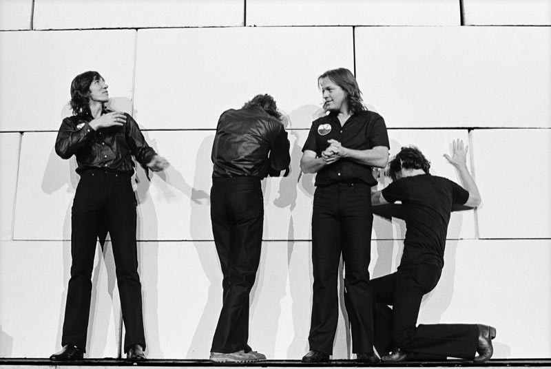 Pink Floyd Against The Wall, Los Angeles, 1980