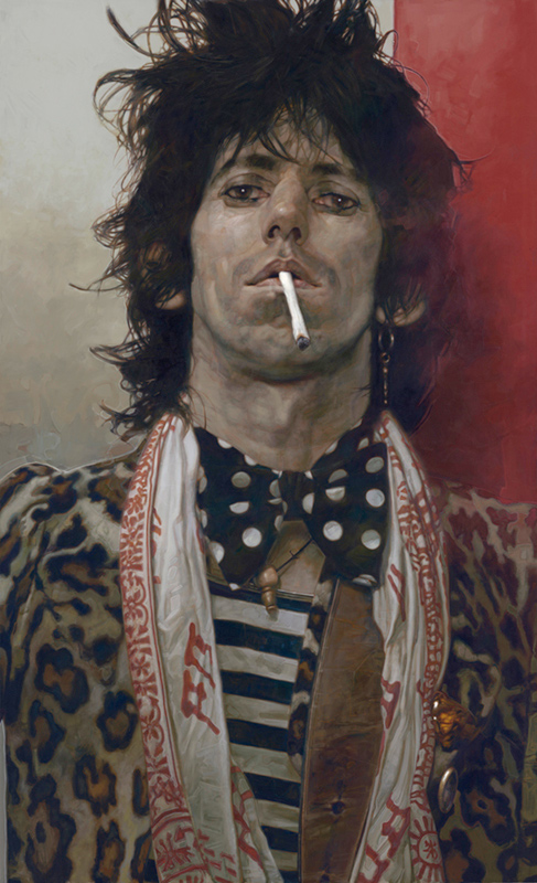 Keith Richards - The Fugitive, 2008