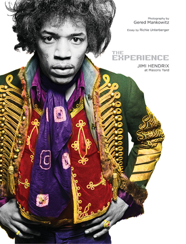 Jimi Hendrix at Mason's Yard (Book)