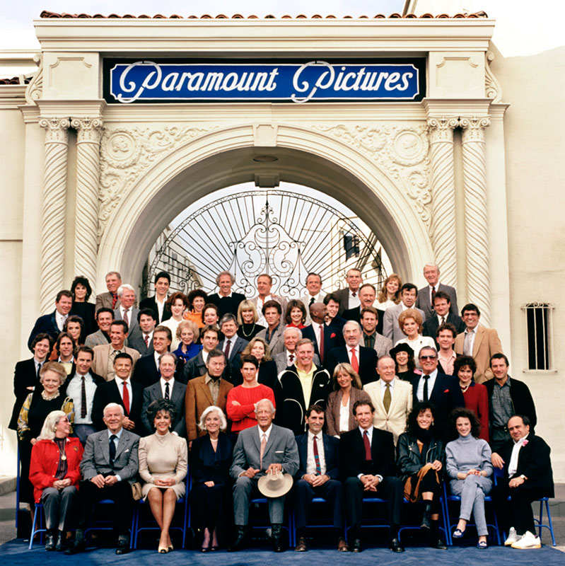Paramount Pictures 75th Anniversary Stars II, 1987