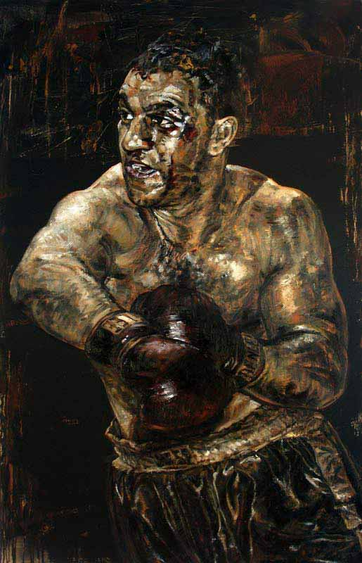 Rocky Marciano - World Heavyweight Champ 1952-56, 2007