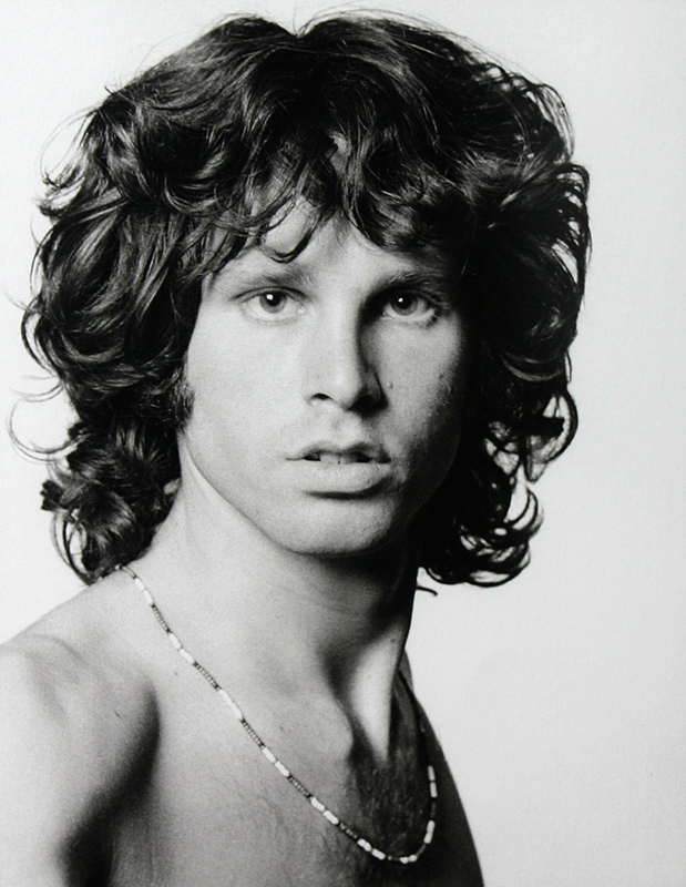Jim Morrison, Young Lion, NYC, 1967