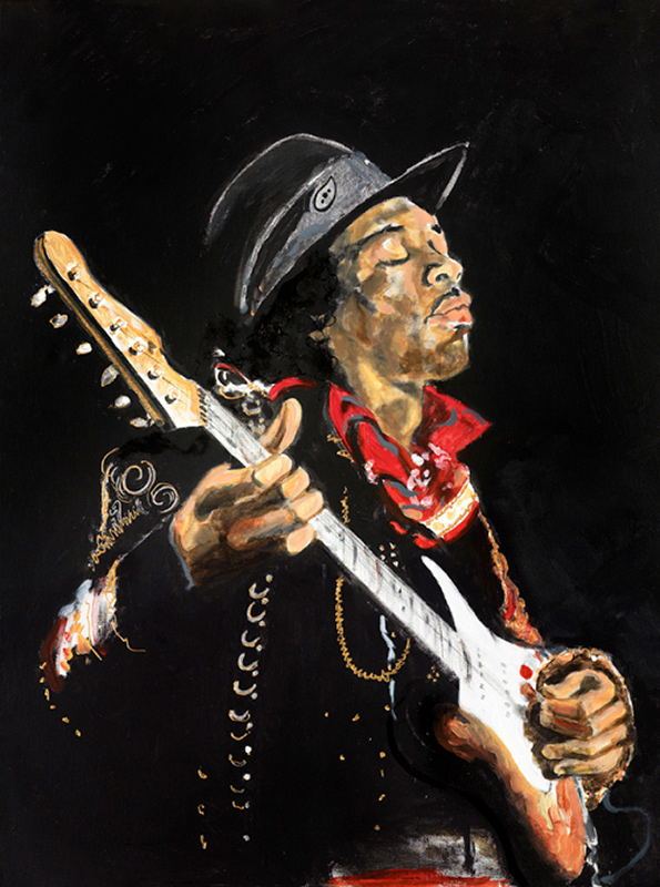 Now, Then, & Always Suite - Foxy Jimi, 2009