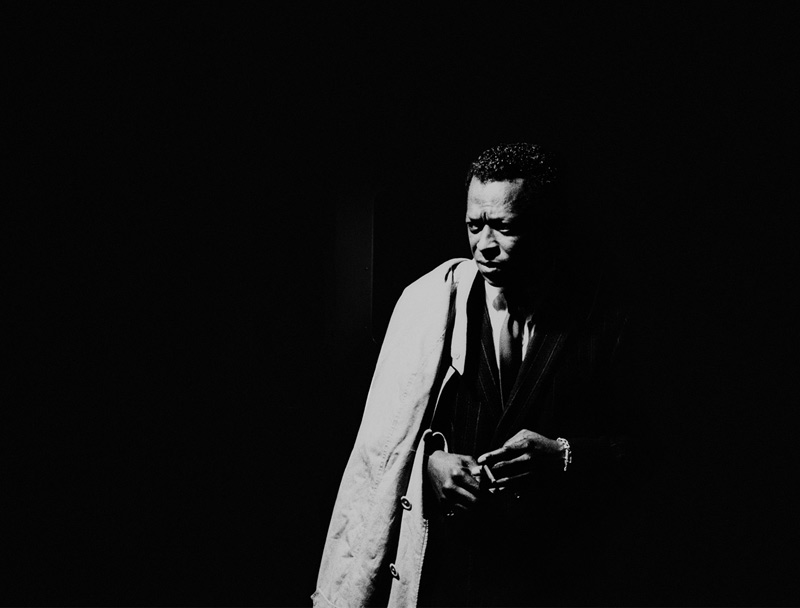 Miles Davis At The Blackhawk, April, 1961