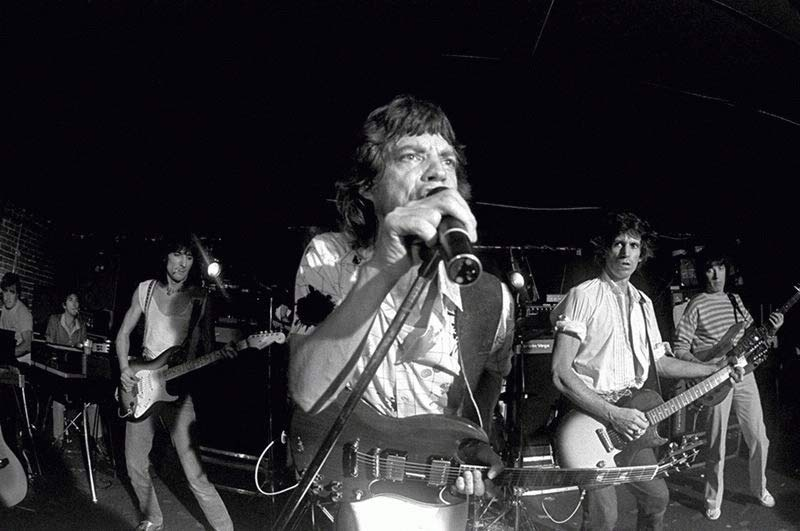 The Rolling Stones Onstage, Sir Morgan's Cove, MA, 1981