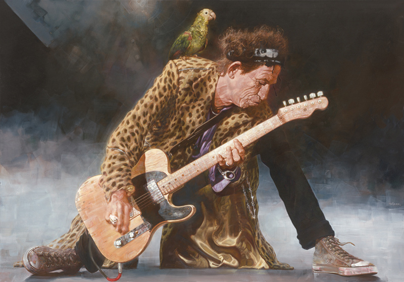 Captain Keith Richards, 2006