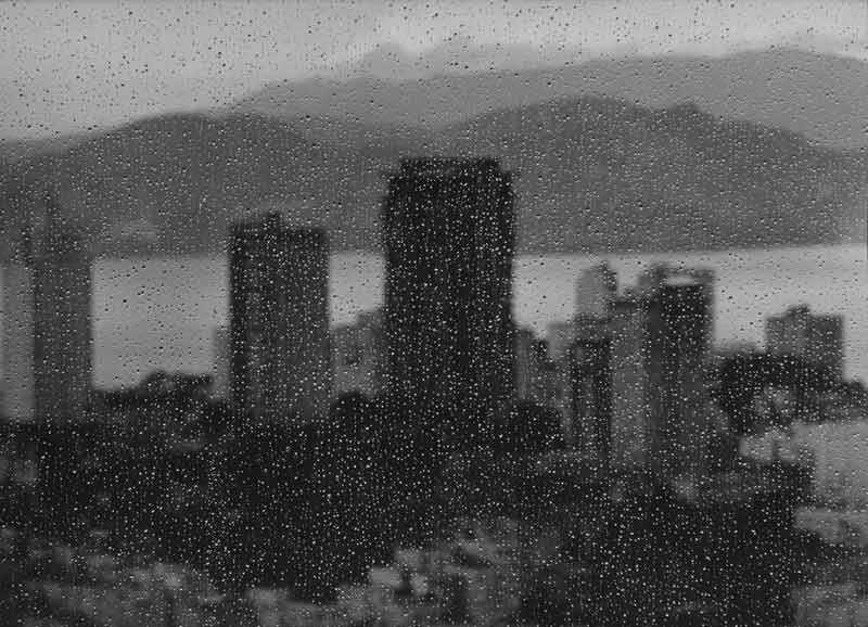 San Francisco In the Rain, December 1971