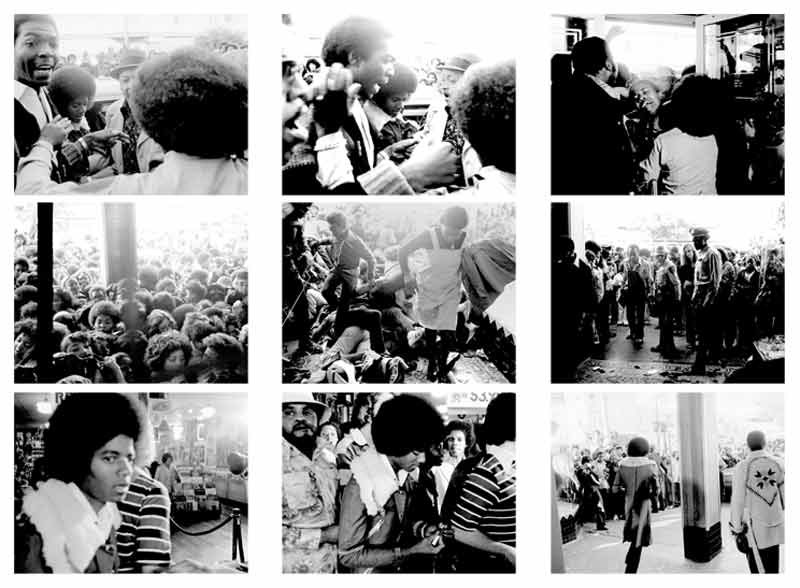 The Jacksons Series, Riot on Haight St, San Francisco 1975