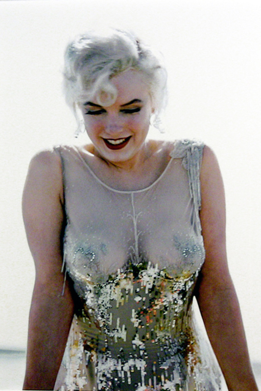 Marilyn Monroe on the Set of Some Like It Hot, San Diego, CA, 1959