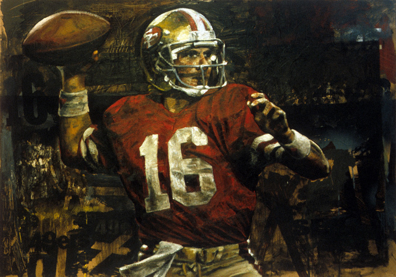 Joe Montana, Memories of a Lifetime - San Francisco 49ers, 2004