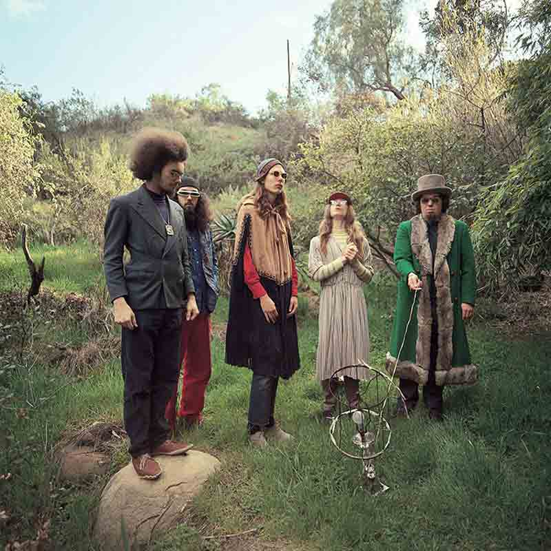 Captain Beefheart and his Magic Band, Topanga, CA, 1969
